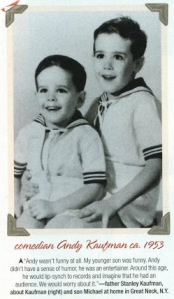 Little Mike and Andy